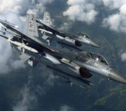 Türk jetleri 12 teröristi etkisiz hale getirdi