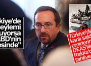 Türkiye'de aranan 2 teröriste Rakka'da Amerika kalkanı