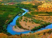 Türkiye'deki nehirlerin döküldüğü yerler