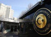 Türkiye'den Almanya'daki PKK propagandasına tepki