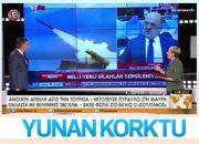 Türkiye'nin füze denemesi Yunanistan'ı endişlendirdi