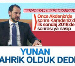Türkiye'nin petrol ve doğalgaz planları Yunan medyasında