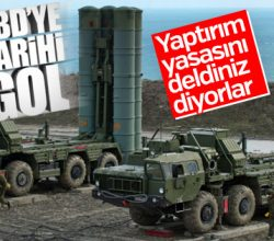 Türkiye'nin S-400 alımı ABD gündeminde
