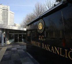 Türkiye Suudi Arabistan'daki füze saldırısını kınadı