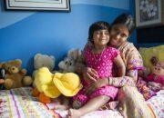 Üç bacaklı çocuk ameliyat edildi meğer fazla bacak…