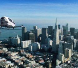 Uçan taksiler 2020 yılı sonuna yetişecek