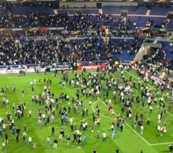UEFA, Lyon – Beşiktaş'ı disiplin kuruluna sevk etti