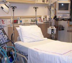Üsküdar Devlet Hastanesine yoğun bakım ünitesi