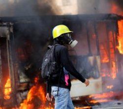Venezuela'da eylemlerin önüne geçilemiyor