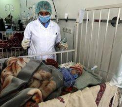 Yemen'de yarım milyon kolera vakası