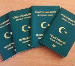 Yeşil pasaporta yoğun talep