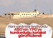 YPG, Fırat Nehri kıyısında karakol kurdu