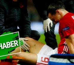 Zlatan Ibrahimovic'ten kötü haber