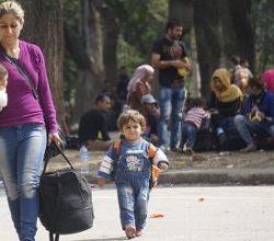 Zorla yerinden edilen insan sayısı 65 milyonu geçti